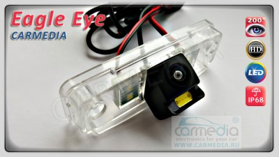 SUBARU Forester, Impreza, Outback, Legacy CARMEDIA CME-7575C Eagle Eye Night Vision Автомобильная камера заднего вида